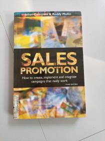 Sales Promotion--How to Creete, Implement and Integrate Cammins that Really Work(促销——如何创造、实施和整合真正有效的促销运动