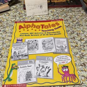 英文原版:Alpharales teaching guide