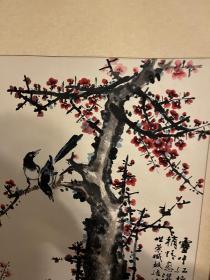 李润禾、杨文、王松合作作品67X138