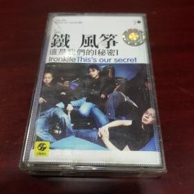 铁风筝—这是我们的【秘密】—专辑—正版磁带(店铺)