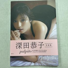 深田恭子 写真集 palpito
