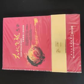 大地飞歌(中国东盟博览会2004-2008 广西南宁国际民歌艺术节1999-2008开幕晚会 DVD盘
