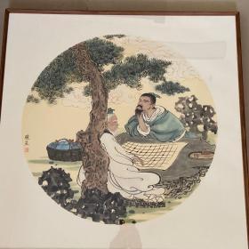 中美协会员 杨晓星国画