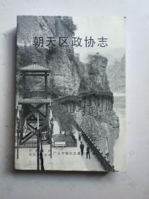 朝天区政协志