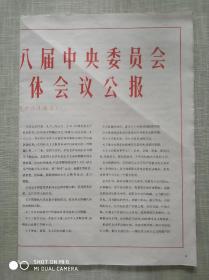 画报散页(林彪3张)