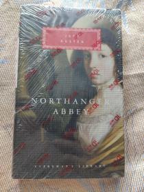 Northanger Abbey 诺桑觉寺 英文原版 人人文库