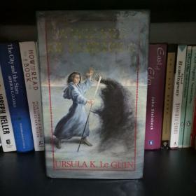 A Wizard Of Earthsea—《地海巫师》(地海传奇第一部)厄休拉•勒古恩 Ursular K.Le Guin 英文原版精装内页干净 Earthsea