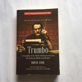 现货 特朗博 英文原版 TRUMBO Bruce Cook 原著小说