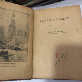 COR RECT ENGLISH