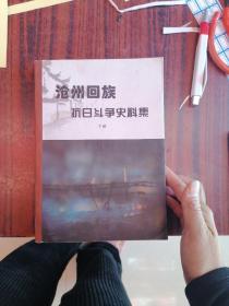 沧州回族抗日斗争史料集(下册)