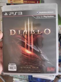 PS3游戏暗黑破坏神3