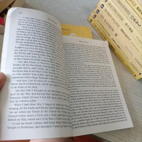 英语原著版(13本合售):恋爱中的女人+虹+查泰莱夫人的情人+无名的裘德+艰难时世+远大前程+还乡+卡斯特桥市长+教师+德伯家的苔丝+白衣女人、鲁滨逊漂流记、野性的呼唤