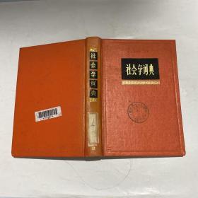 社会学词典