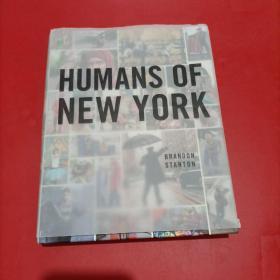 人在纽约 英文原版 Humans of New York Brandon Stanton