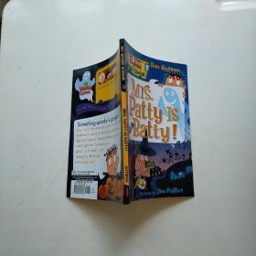 My Weird School #13: Mrs. Patty Is Batty![疯狂学校#13:帕蒂夫人疯了!] 实物拍图  请看图