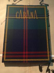 《 CABANA 》杂志 总第15期 (英文原版厚册)