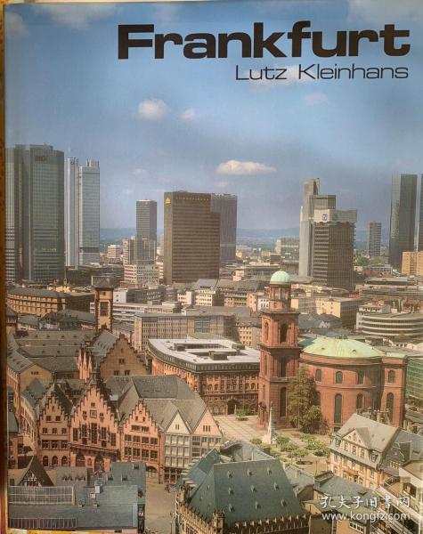 Frankfurt 画册