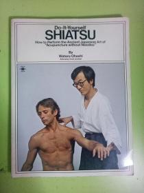 外文书《DO-IT-YOURSELF SHIATSU》 翻译:自己动手做的推拿