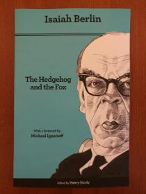 The Hedgehog and the Fox: An Essay on Tolstoy's View of History (Second Edition)(现货,实拍书影)