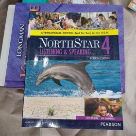 NorthStar Listening and Speaking 4 SB, International Edition【有印章】