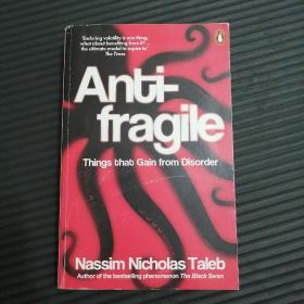 Antifragile: Things that Gain from Disorder[反脆弱:从不确定性中受益]