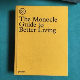 The Monocle Guide to Better Living(塑封9品内如新)