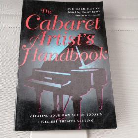 the cabaret artist's handbook