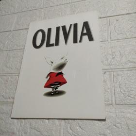 Olivia (Classic Board Book)  奥利薇【平装 16开】