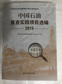 中国石油督查实践项目选编2019