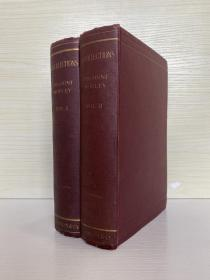 Recollections by John Viscount Morley  两卷全,书籍尺寸约为: 15.5*23cm