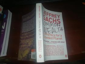 COMMON WEALTH:Economics for a Crowded Planet(管理及领导力)