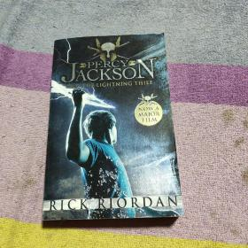 Percy Jackson and the Lightning Thief (Film Tie-in)波希-杰克逊与盗火贼