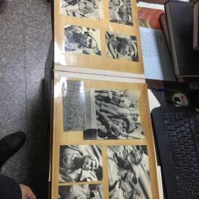 毛主席纪念堂:雕刻艺术工程资料图册(补照片用、不能拍)