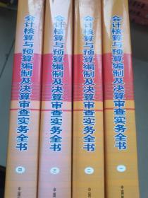 会计核算与预算编制及决算审查实务全书(1--4册全)