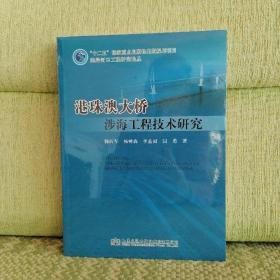 海岸河口工程研究论丛:港珠澳大桥涉海工程技术研究