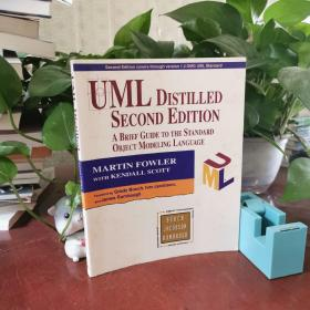 UML Distilled:A Brief Guide to the Standard Object Modeling Language (2nd Edition)