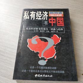 私有经济在中国:私有经济嬗变的现实、困惑与趋势