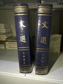文选 中华书局 精装 全一册 繁体竖排 萧统