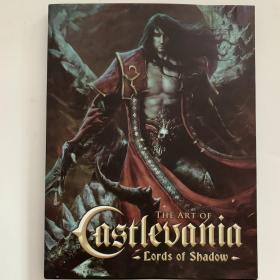 现货 THE ART OF CASTLEVANIA:LORDS OF SHADOW