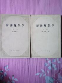 精神现象学(上下)1979年版