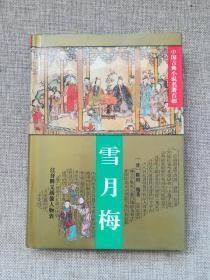 中国古典小说名著百部:雪月梅