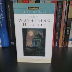 Wuthering Heights—Emily Bronte 《呼啸山庄》艾米莉•布朗特 英文正版