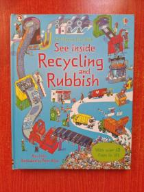 See Inside: Rubbish and Recycling  16开