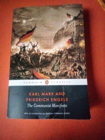 The Communist Manifesto (Penguin Classics)英文原版 共产党宣言