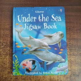 UndertheSeaJigsawBook[Boardbook]