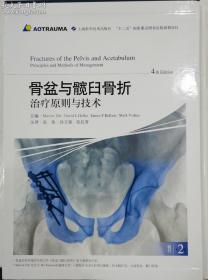 【正版现货】骨盆与髋臼骨折治疗原则与技术(套装共2册)
