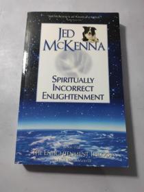 Spiritually Incorrect Enlightenment 《灵性冲撞》杰德.麦肯纳(Jed McKenna)