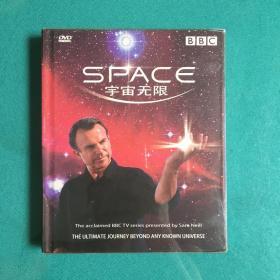 宇宙无限DVD光盘 (全新未开封)