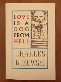 Love is a Dog From Hell(现货,实拍书影,进口原版)