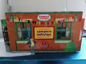 The Complete Collection Thomas Story Library 盒装68本 少第一册